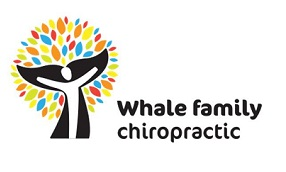 Whale Family Chiropractic logo