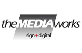 The MEDIA Works logo